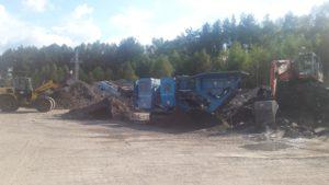 Sprzedaż kruszywa Bydgoszcz: piasek, żwir, ziemia ogrodowa